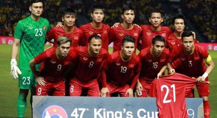 Vietnam secure 20-year high spot in FIFA ranking - ảnh 1