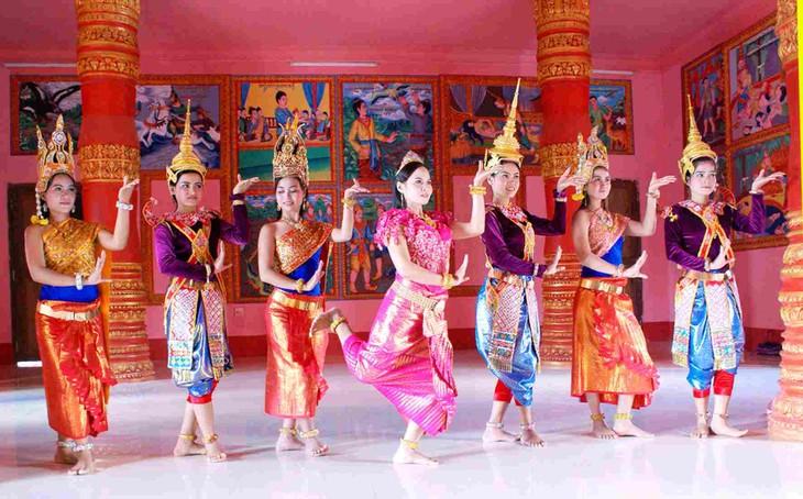 ชนเผ่า Khmer ในเวียดนาม - ảnh 2