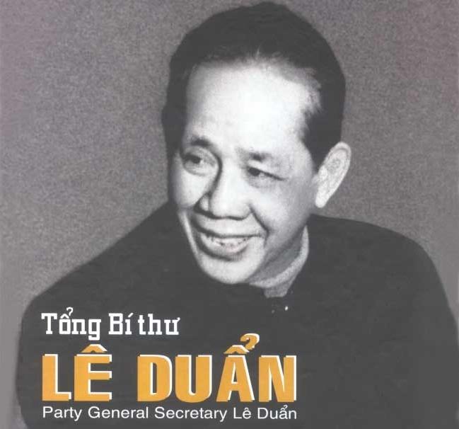 เลขาธิการใหญ่พรรค เลหยวน ผู้นำที่ปรีชาสามารถและกุลบุตรที่ยอดเยี่ยมของเวียดนาม - ảnh 1