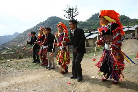 ดนตรีและเพลงพื้นเมืองของชนเผ่าโลโล - ảnh 1