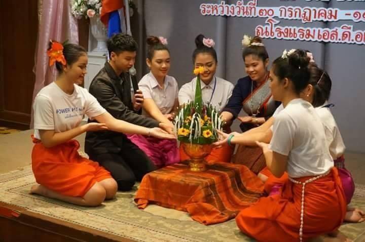 เรื่องราวของการเข้าร่วมโครงการแลกเปลี่ยนเยาวชนไทย-เวียดนาม - ảnh 2