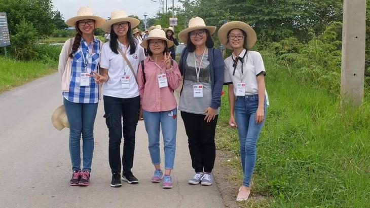 ความทรงจำของเยาวชนผู้เข้าร่วมโครงการแลกเปลี่ยนเยาวชนไทย-เวียดนาม  - ảnh 1
