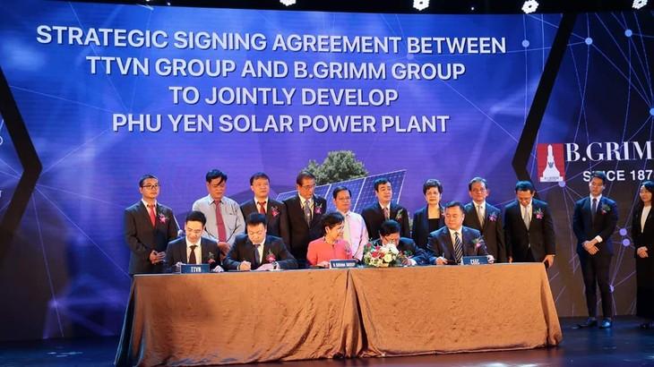 เวียดนาม-ไทยส่งเสริมความร่วมมือด้านพลังงาน - ảnh 2