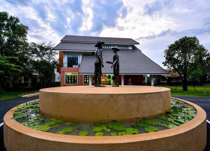 พิพิธภัณฑ์บ้านดงโฮจิมินห์ จังหวัดพิจิตร  - ảnh 9