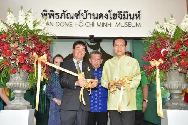 พิพิธภัณฑ์บ้านดงโฮจิมินห์ จังหวัดพิจิตร  - ảnh 2