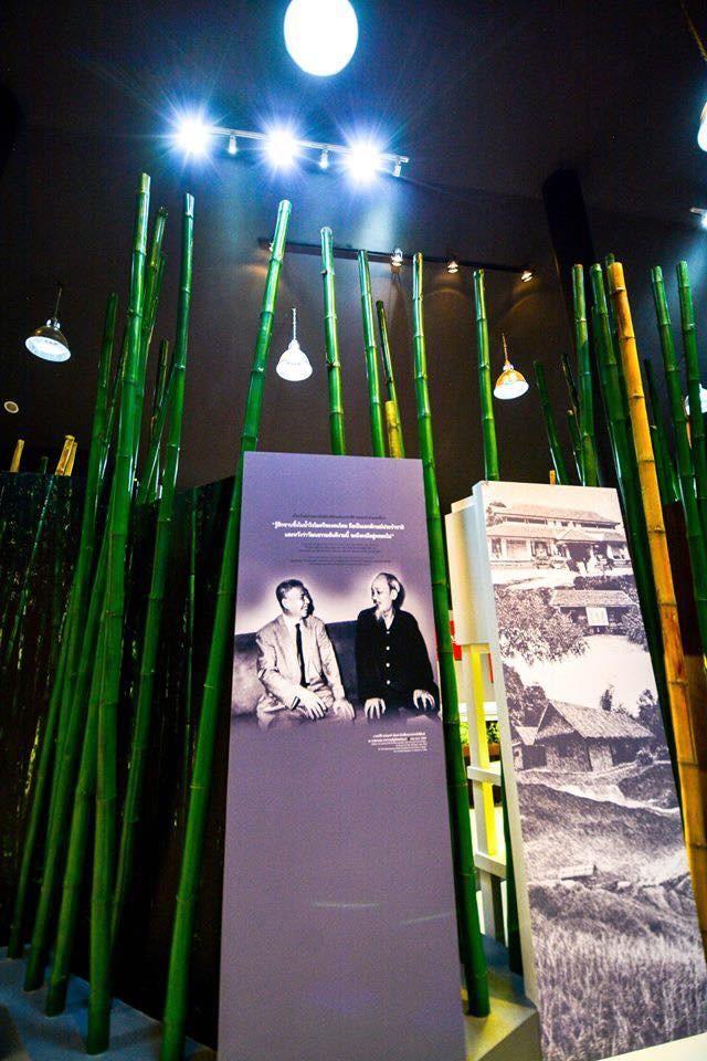 พิพิธภัณฑ์บ้านดงโฮจิมินห์ จังหวัดพิจิตร  - ảnh 19