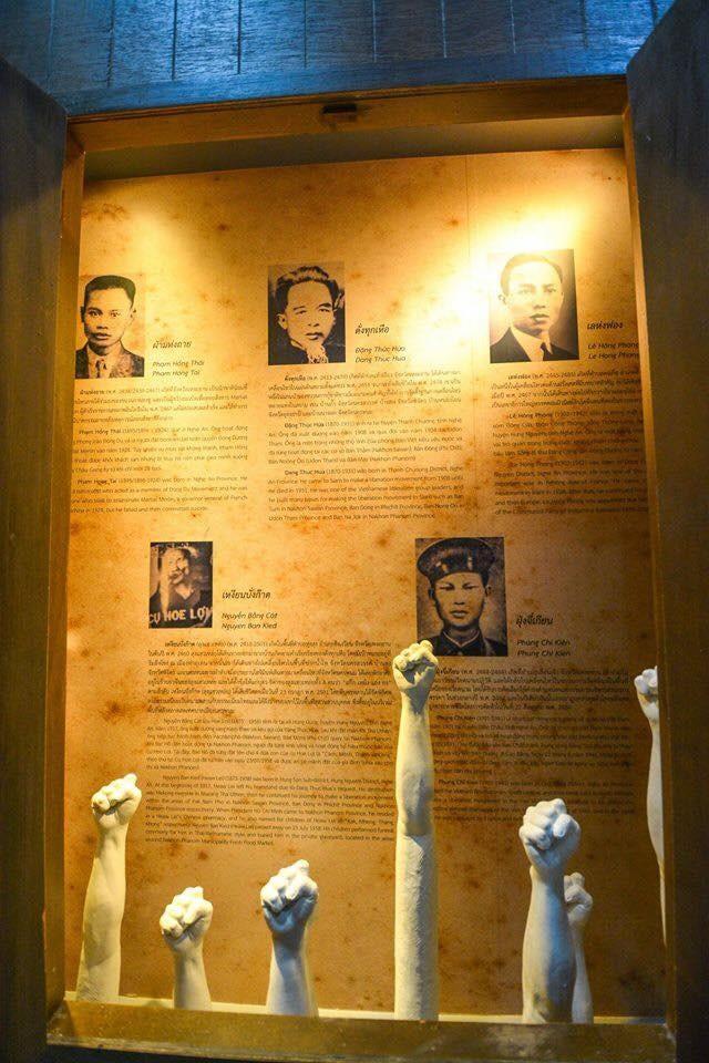 พิพิธภัณฑ์บ้านดงโฮจิมินห์ จังหวัดพิจิตร  - ảnh 20
