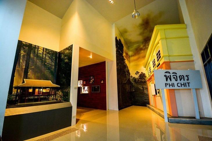 พิพิธภัณฑ์บ้านดงโฮจิมินห์ จังหวัดพิจิตร  - ảnh 11