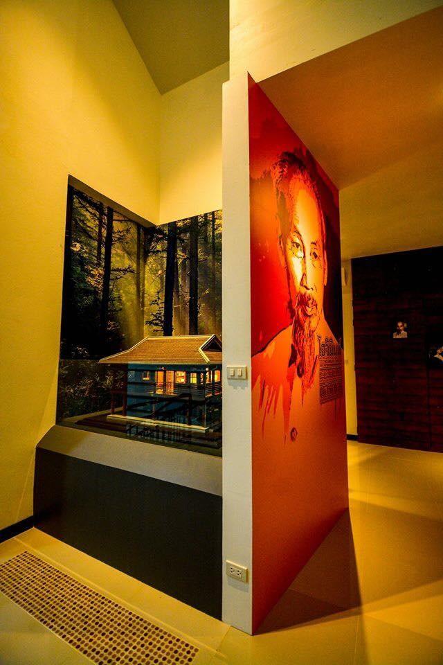 พิพิธภัณฑ์บ้านดงโฮจิมินห์ จังหวัดพิจิตร  - ảnh 12