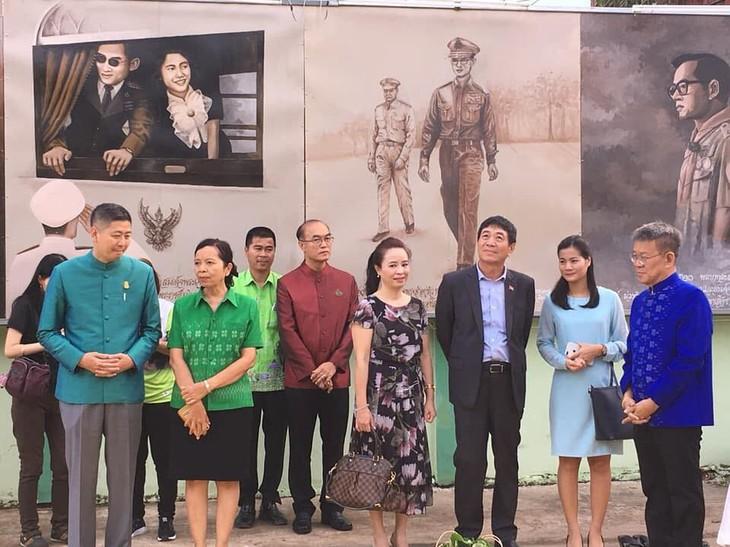 พิพิธภัณฑ์บ้านดงโฮจิมินห์ จังหวัดพิจิตร  - ảnh 6
