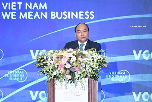 การประชุมสุดยอดเกี่ยวกับการประกอบธุรกิจในเวียดนาม - ảnh 1