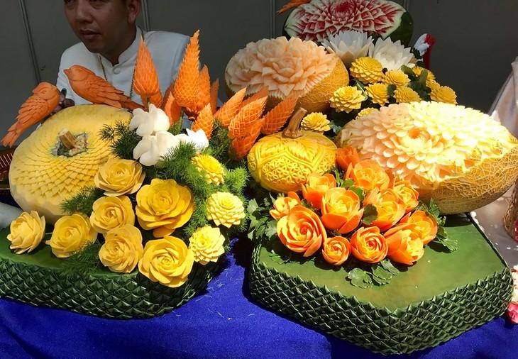 """สีสันงาน"""" 10 th Thai Festival in Hanoi 2018"""" - ảnh 7"""
