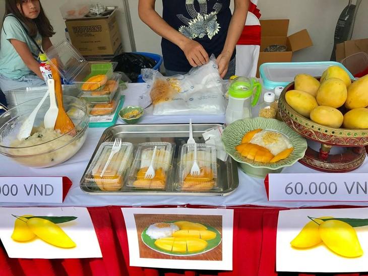 """สีสันงาน"""" 10 th Thai Festival in Hanoi 2018"""" - ảnh 8"""