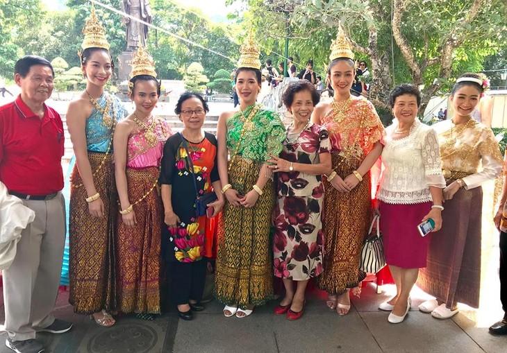 """สีสันงาน"""" 10 th Thai Festival in Hanoi 2018"""" - ảnh 27"""