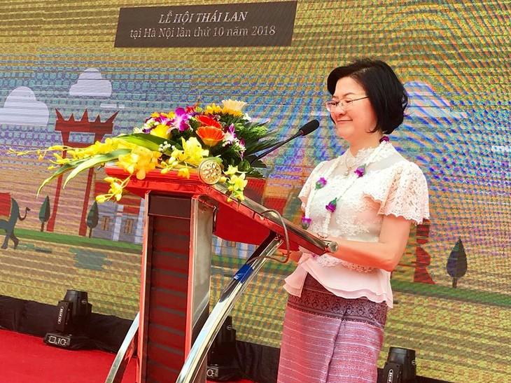 """สีสันงาน"""" 10 th Thai Festival in Hanoi 2018"""" - ảnh 2"""