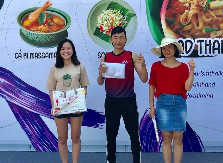 """สีสันงาน"""" 10 th Thai Festival in Hanoi 2018"""" - ảnh 28"""