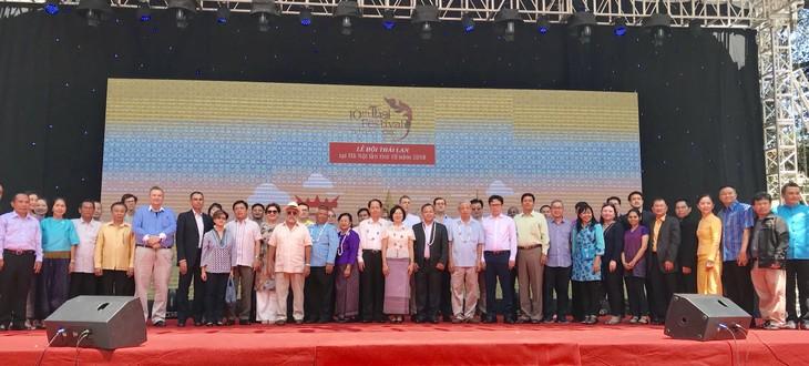 เปิดงานThai Festival ครั้งที่ 10 ณ กรุงฮานอย  - ảnh 3