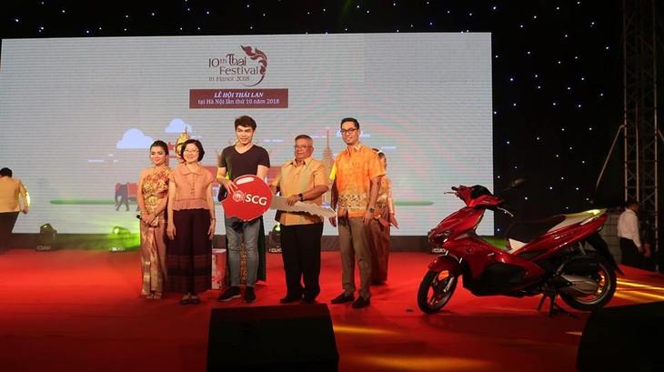 """สีสันงาน"""" 10 th Thai Festival in Hanoi 2018"""" - ảnh 30"""