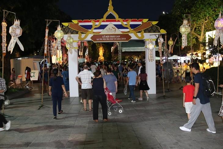 """สีสันงาน"""" 10 th Thai Festival in Hanoi 2018"""" - ảnh 26"""