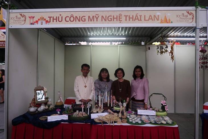 """สีสันงาน"""" 10 th Thai Festival in Hanoi 2018"""" - ảnh 19"""