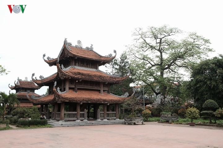 วัดโนม แหล่งอนุรักษ์นิมิตหมายแห่งวัฒนธรรมเวียดนาม - ảnh 4