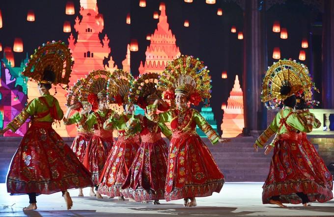 บรรยากาศ ณ ศูนย์วัฒนธรรมพุทธศาสนาตามจุ๊กในงานวิสาขบูชาโลก2019  - ảnh 25