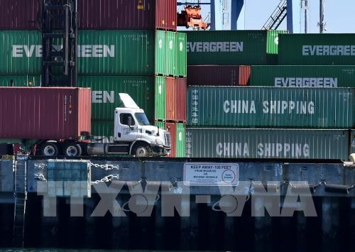 จีนปรับขึ้นภาษีต่อสินค้าที่นำเข้าจากสหรัฐตั้งแต่เดือนมิถุนายนเป็นต้นไป - ảnh 1