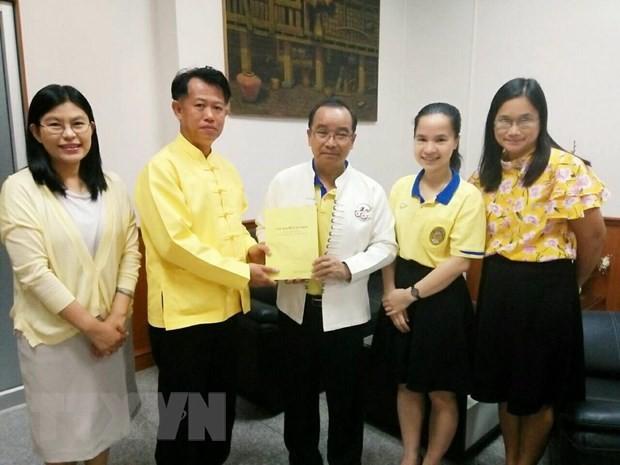ตีพิมพ์หนังสือประวัติศาสตร์ ประธานโฮจิมินห์ในประเทศไทย - ảnh 1
