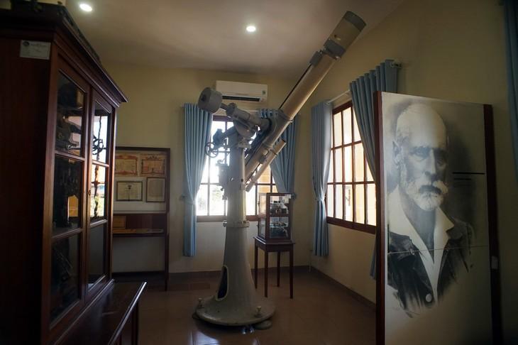 พิพิธภัณฑ์อเล็กซานเดอร์ เยอร์ซิน เมืองญาจาง - ảnh 7