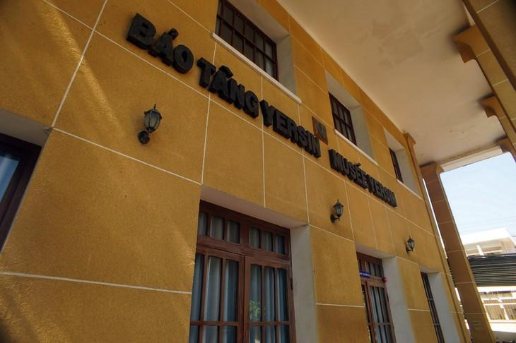 พิพิธภัณฑ์อเล็กซานเดอร์ เยอร์ซิน เมืองญาจาง - ảnh 1