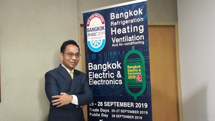 Bangkok RHVAC và Bangkok E&E –โอกาสร่วมมือของผู้ผลิตและผู้นำเข้าส่งออกในภูมิภาค - ảnh 1