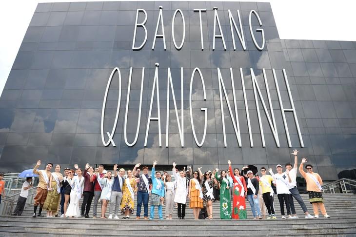 กิจกรรมของนักร้องจากประเทศอาเซียน ณ จังหวัดกว๋างนิงห์ - ảnh 1