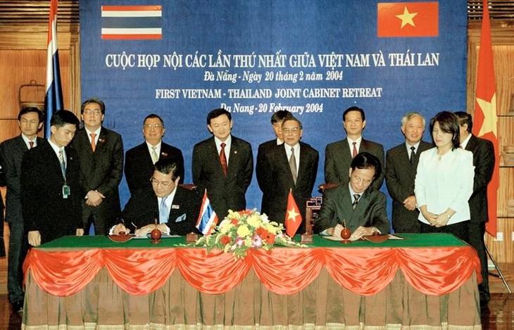 เหตุการณ์ที่มีความหมายในความสัมพันธ์เวียดนามไทย- ตอนที่1 - ảnh 17
