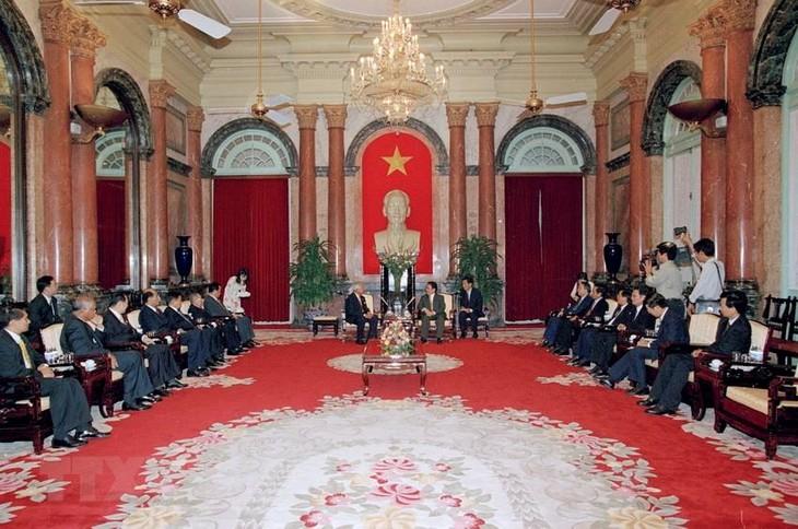 เหตุการณ์ที่มีความหมายในความสัมพันธ์เวียดนามไทย- ตอนที่1 - ảnh 12