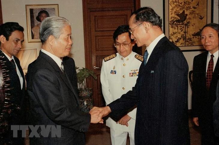 เหตุการณ์ที่มีความหมายในความสัมพันธ์เวียดนามไทย- ตอนที่1 - ảnh 10