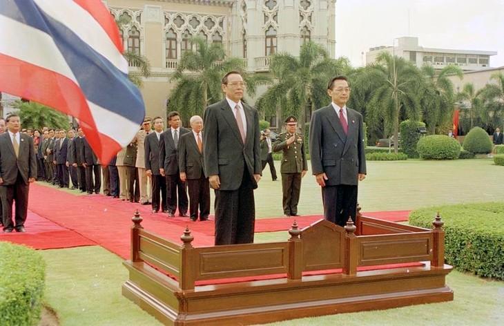 เหตุการณ์ที่มีความหมายในความสัมพันธ์เวียดนามไทย- ตอนที่1 - ảnh 15