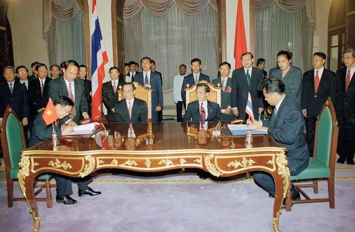 เหตุการณ์ที่มีความหมายในความสัมพันธ์เวียดนามไทย- ตอนที่1 - ảnh 14