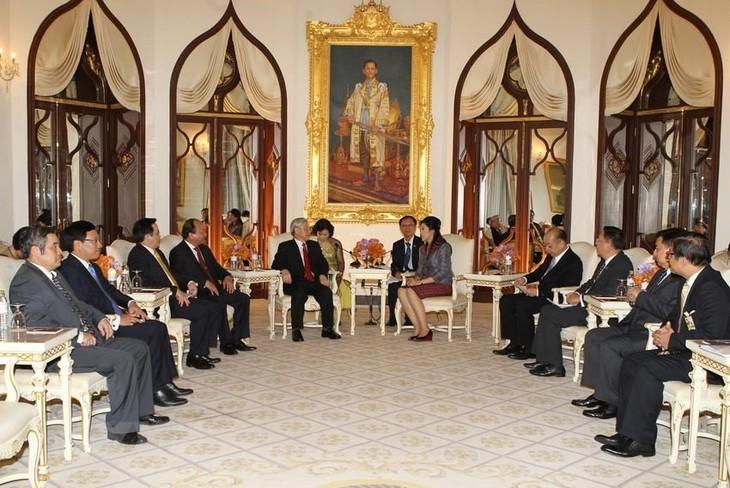 เหตุการณ์ที่มีความหมายในความสัมพันธ์เวียดนามไทย-ตอนที่2 - ảnh 5