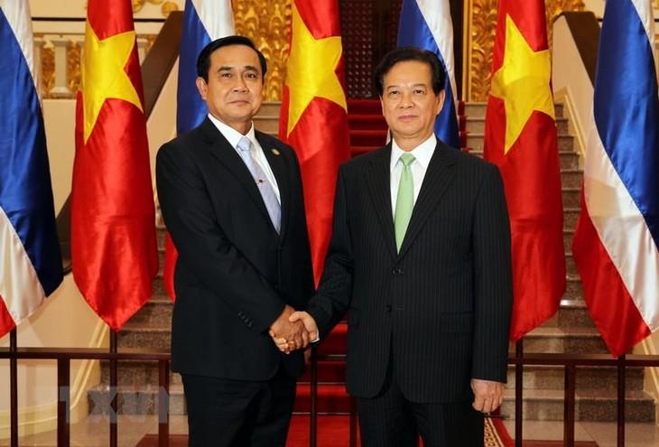เหตุการณ์ที่มีความหมายในความสัมพันธ์เวียดนามไทย-ตอนที่2 - ảnh 9