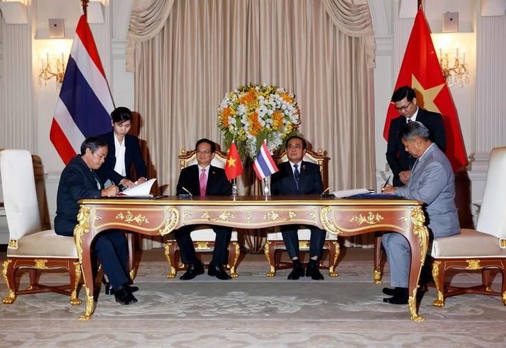เหตุการณ์ที่มีความหมายในความสัมพันธ์เวียดนามไทย-ตอนที่2 - ảnh 11