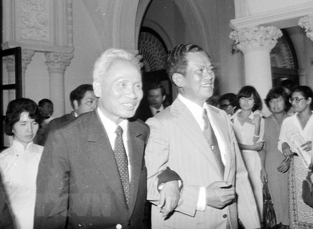 เหตุการณ์ที่มีความหมายในความสัมพันธ์เวียดนามไทย- ตอนที่1 - ảnh 3