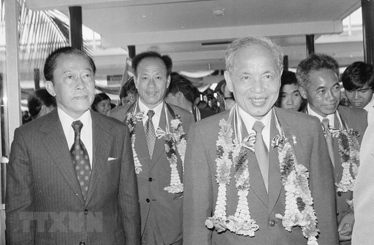 เหตุการณ์ที่มีความหมายในความสัมพันธ์เวียดนามไทย- ตอนที่1 - ảnh 7