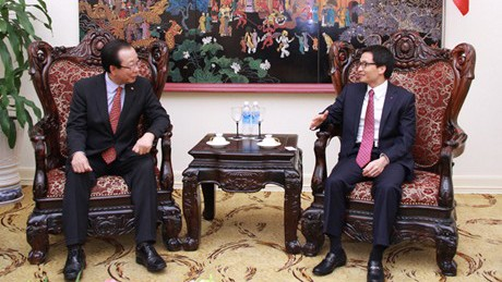 Vietnam and the Republic of Korea foster trade and investment cooperation - ảnh 1
