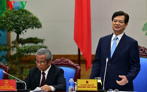 Labor Confederation urged to boost cooperation with Government - ảnh 1