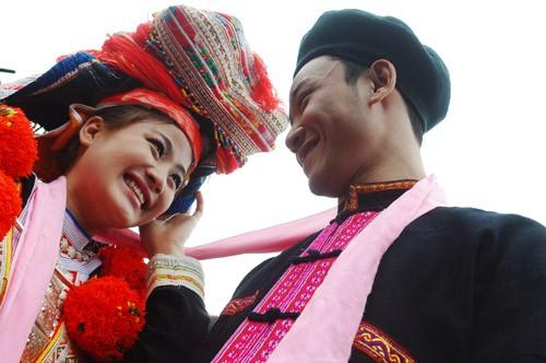 Panpipe playing at Dao weddings - ảnh 2