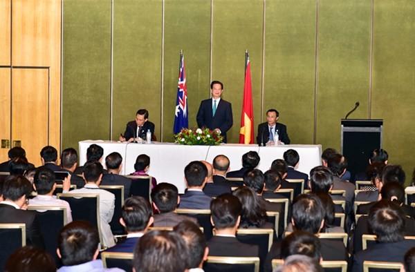 PM: Vietnam wants to bolster comprehensive partnership with Australia - ảnh 2