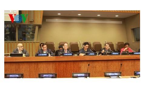 Vietnam's sustainable development goals praised - ảnh 1