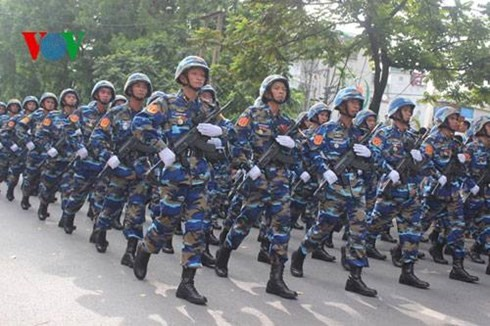 Meeting marks Vietnam's 70th National Day - ảnh 3
