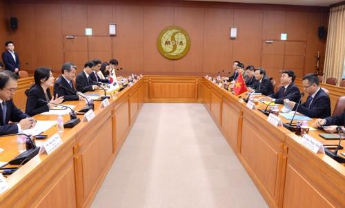 4th Vietnam-RoK Deputy Foreign Minister-level dialogue - ảnh 2