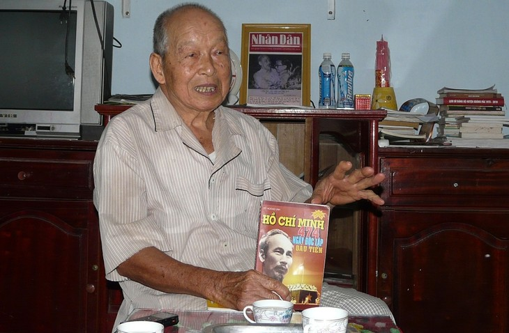 Pham Hung Anh's love for president Ho Chi Minh - ảnh 2